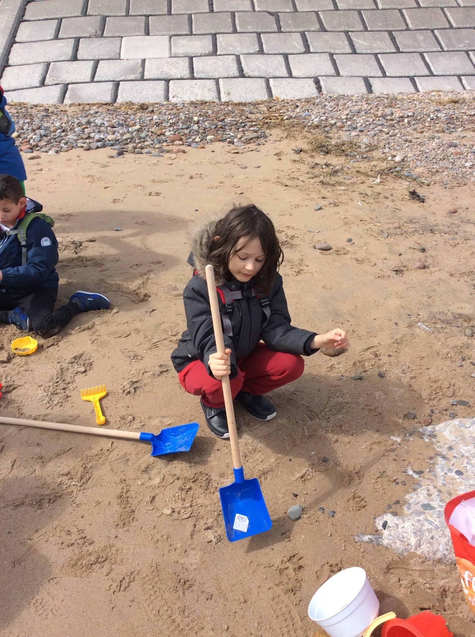 A Trip to the Beach With Room 4