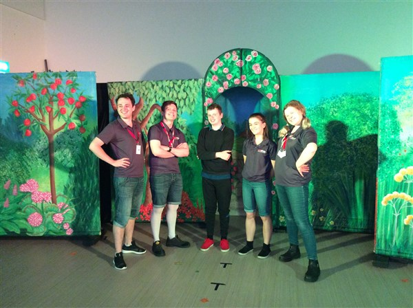 Exploring The Secret Garden With M & M Theatrical Productions
