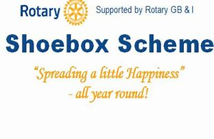 Rotary Shoebox Appeal 2019
