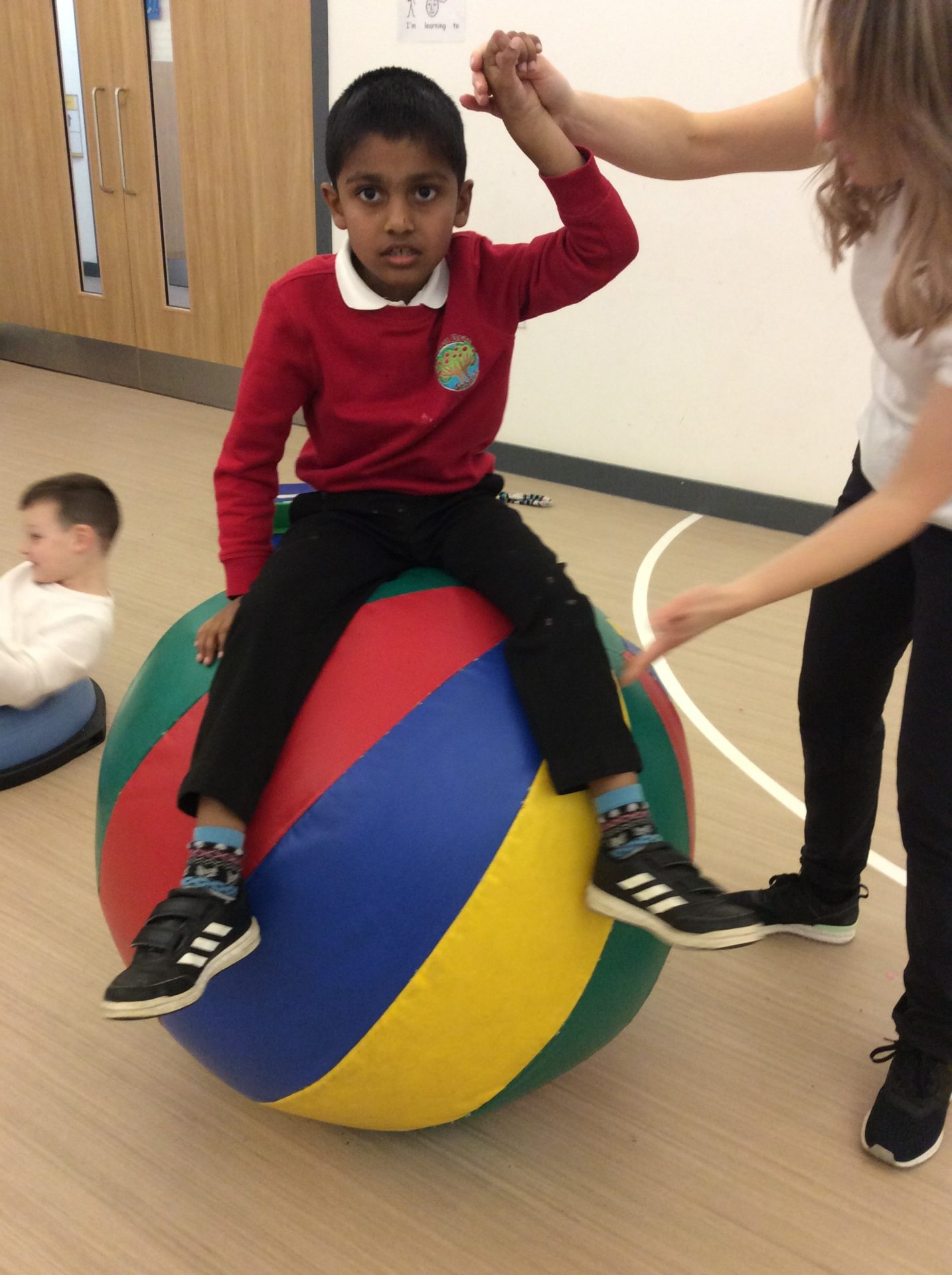PE With Room 4