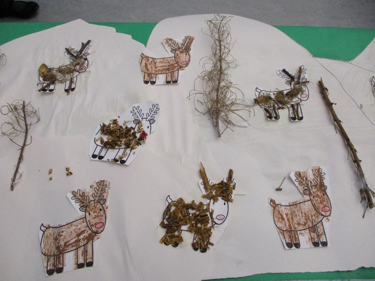 Noodles, Reindeer and Remembrance in Outdoor Education