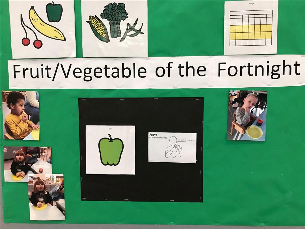 Fruit/Vegetable of the Fortnight