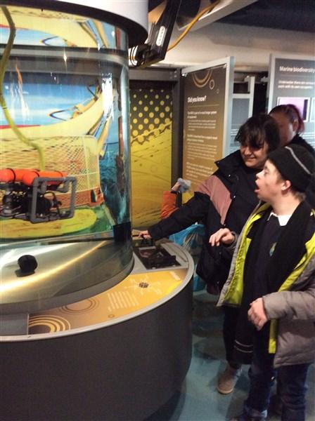Maritime Museum Visit