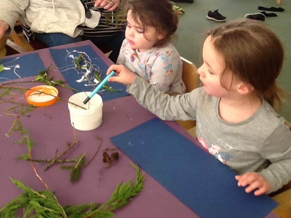 News from Ashgrove Nursery's Morning Group