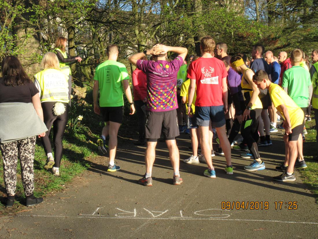 Tuesday 28th April 2020: Friends of Orchard Brae 5k Fun Run