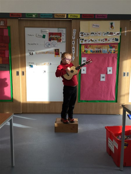 The Bucket Time – Attention Autism in Room 8