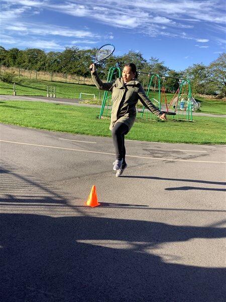 Enjoying the Outdoors in PE